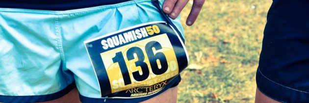 Arc'teryx Squamish 50: More than a 23km trail race, much love to fellow trail runners and volunteers